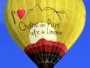 "Ballon ""candidature UNESCO"""