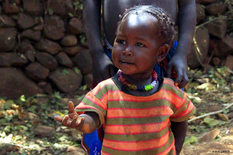 Ethiopie : le peuple Konso