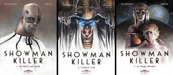 Showman Killer - Nicolas Fructus