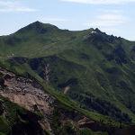 Huit puys au Mont Dore