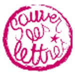 Sauver les lettres